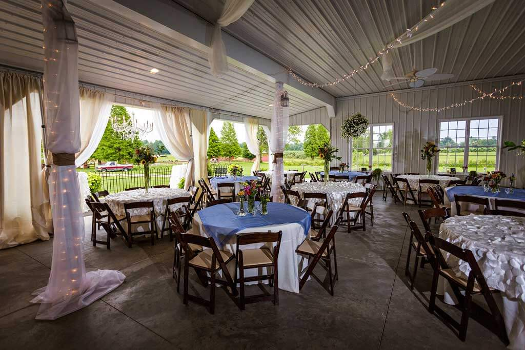 Reid S Orchard Weddings And Receptions