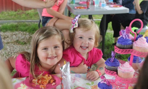 Reids Orchard birthday parties
